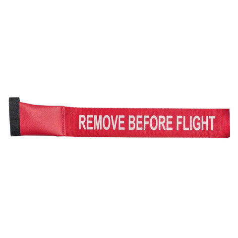 Lake Aircraft (Blade Type) Pitot Tube Cover w/ RBF Streamer