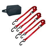Aircraft Tie-Down (3) Set w/ Storage Bag