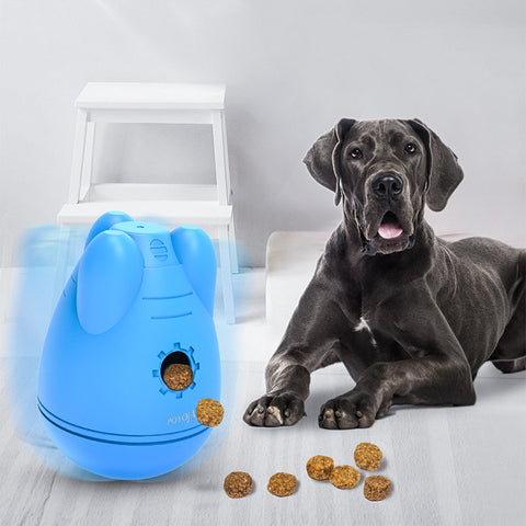 POYOJA Interactive Dog Food Treat Ball Funny Pet Shaking