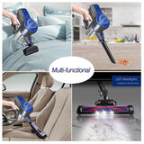 NEQUARE 4IN1 18KPa A18 Cordless Vacuum Cleaner (Only available in Canada)