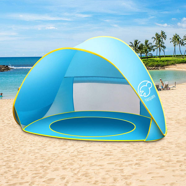 Portable Pop Up Baby Beach Shelter