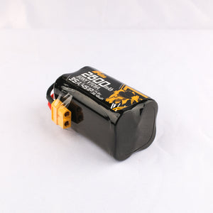 Auline VTC5A 2600mAh 4S 14.8v 35A XT60 for 4inch 5inch Long Range Flying