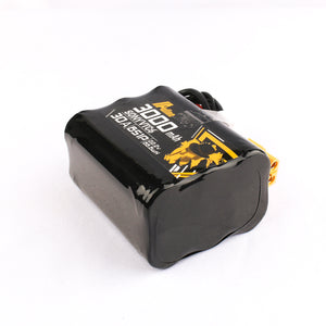 Auline VTC6 3000mAh 6S 22.2v 30A XT60 for 5inch 7inch Long Range Flying