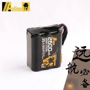 Auline VTC5A 2600mAh 6S 22.2v 35A XT60 for 4inch 5inch Long Range Flying