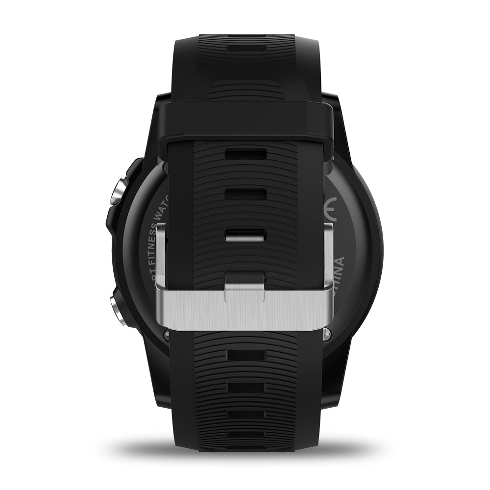 Smart Touch Watch Real-time Weather Optical Heart Rate All-day Tracking