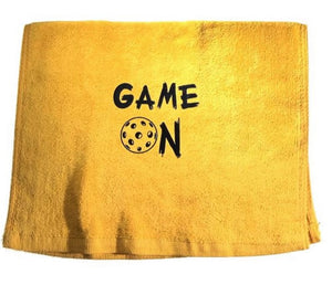 """GAME ON""  Sports Towel - #1 SELLER"