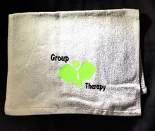 "Load image into Gallery viewer, ""Group Therapy"" - Sports Towel"
