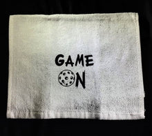 "Load image into Gallery viewer, ""GAME ON""  Sports Towel - #1 SELLER"