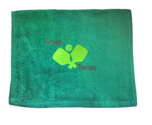 """Group Therapy"" - Sports Towel"