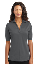 Load image into Gallery viewer, OGIO Ladies Metro Polo -NEW- Longest Length Short Sleeve Available