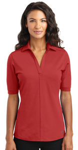 OGIO Ladies Metro Polo -NEW- Longest Length Short Sleeve Available