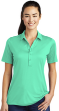 Load image into Gallery viewer, Sport-Tek Ladies Posi-UV Pro Polo- Designed for GAME DAY