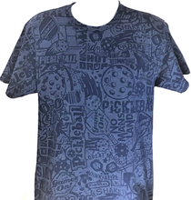Load image into Gallery viewer, Men's -Navy Shirt  with NAVY BLUE stain #1 Seller