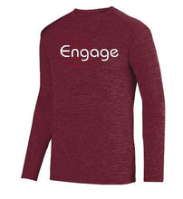 Load image into Gallery viewer, MEN'S SHADOW TONAL HEATHER LONG SLEEVE TEE - 3 Different Colors