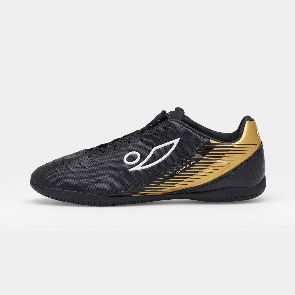 Concave Halo IN - Black/Gold