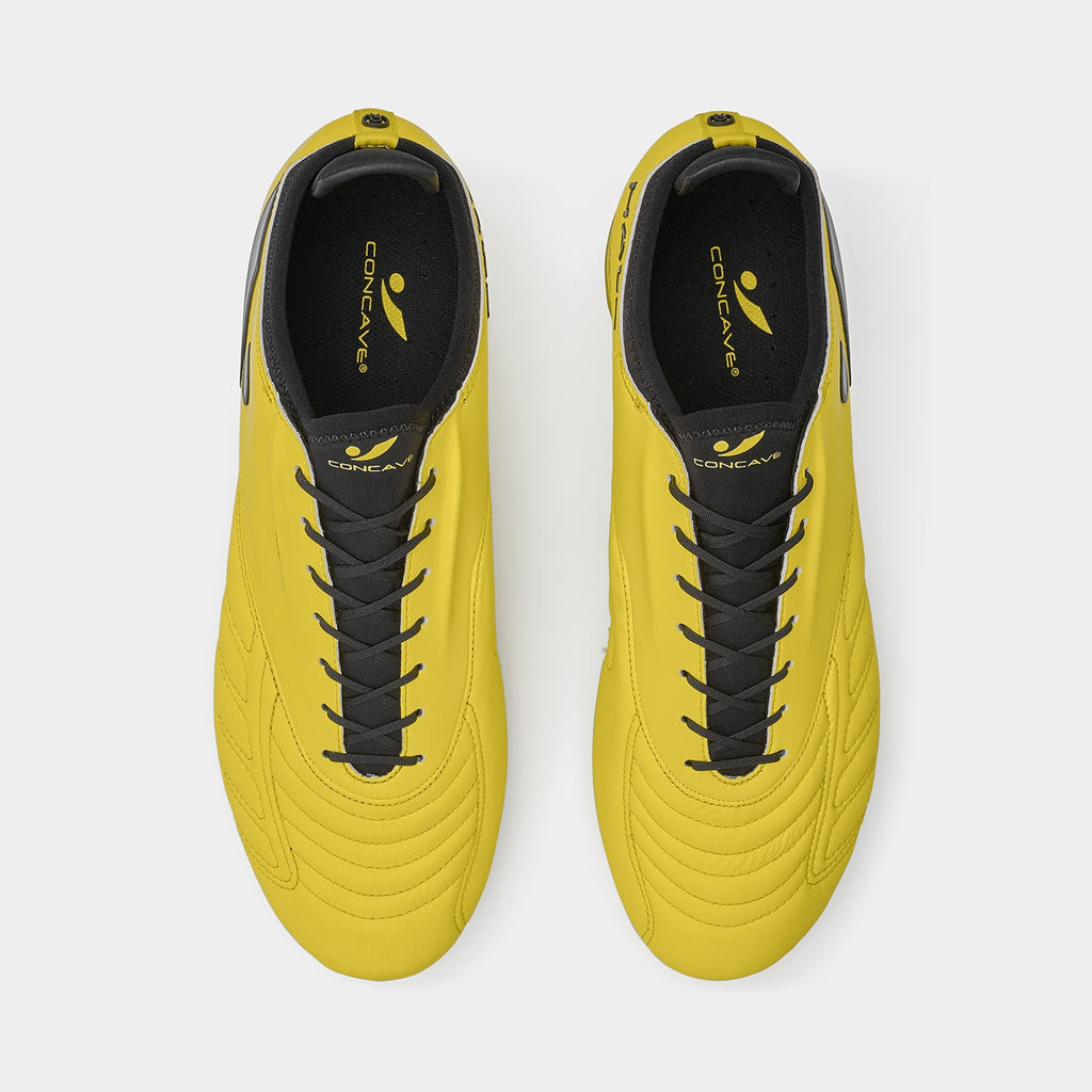 Concave Halo + KL FG - Yellow/Black/Silver