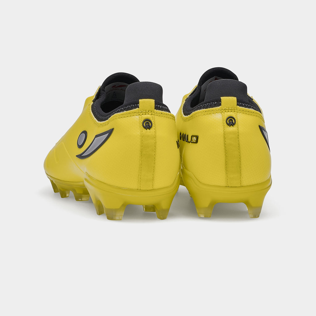 Concave Halo + Maze FG - Yellow/Black/Silver