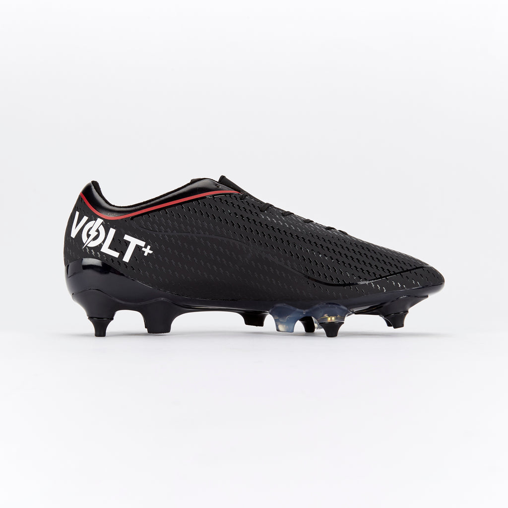 Concave Volt + SG - Black/Red