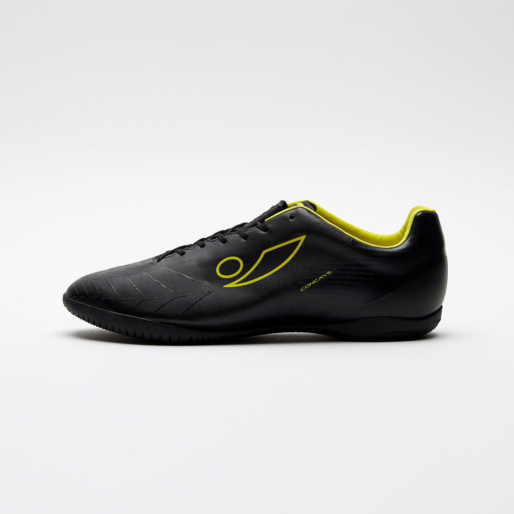 Concave Halo 2.0 IN - Black/Neon Yellow