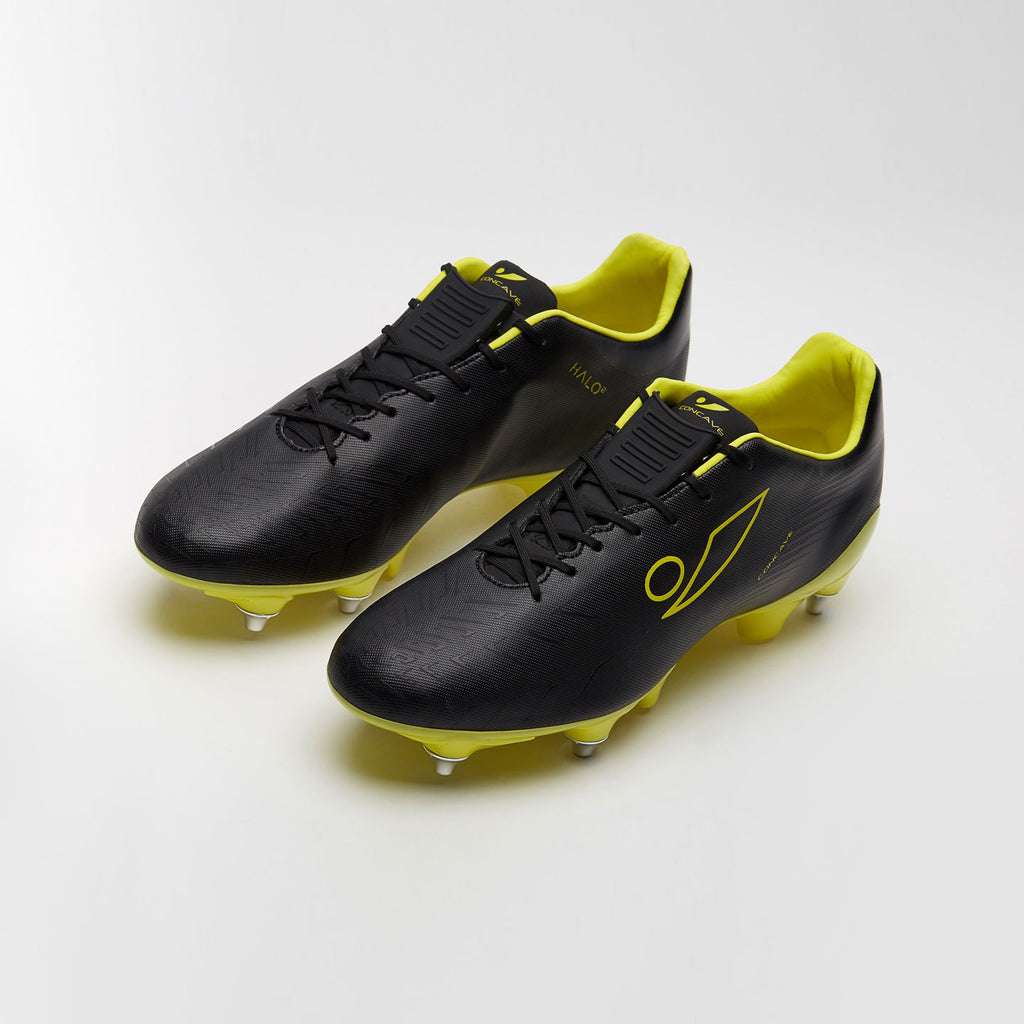 Concave Halo 2.0 SG - Black/Neon Yellow