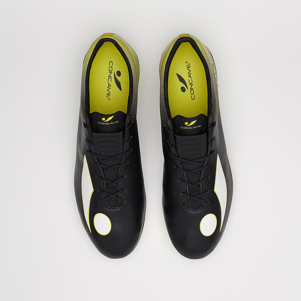 Concave Volt 1.0 FG - Black/Neon Yellow
