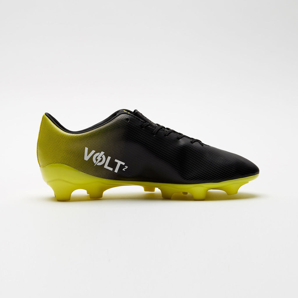 Concave Volt 2.0 FG - Black/Neon Yellow