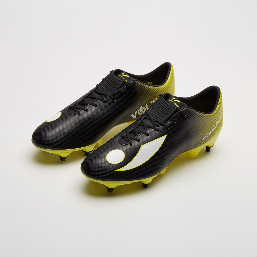 Concave Volt 2.0 SG - Black/Neon Yellow