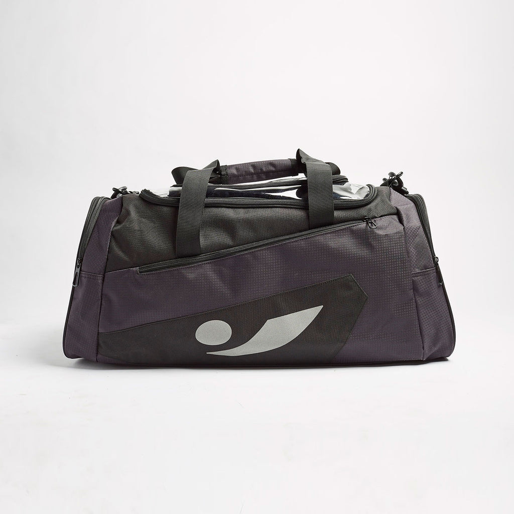 Concave Duffle Bag - Black/Black