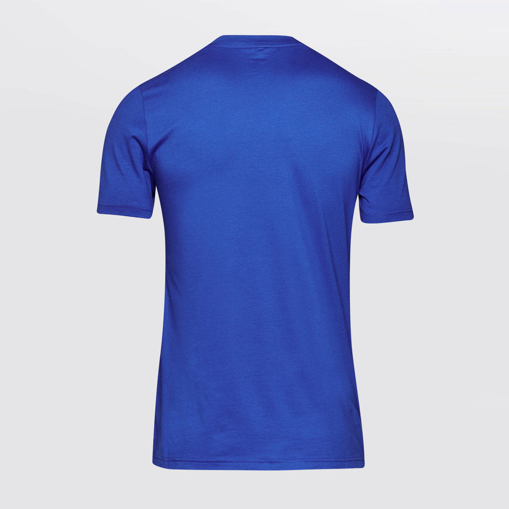 Concave T-Shirt - Blue/White 17.1