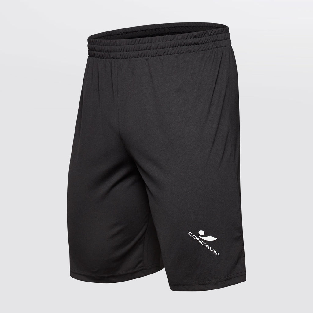 Concave Performance Shorts - Black/White