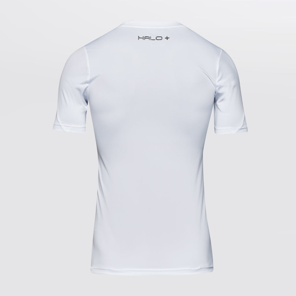 Concave Halo + Performance Top - White/Red