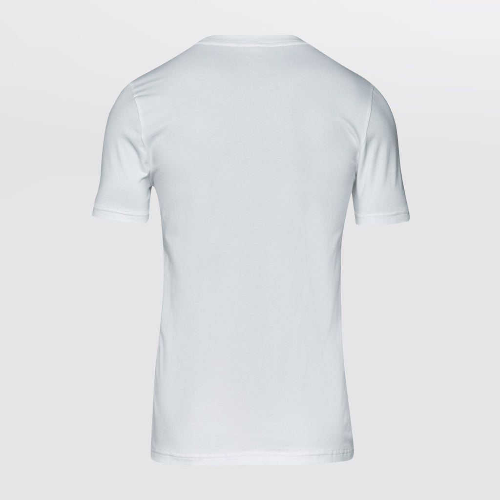 Concave T-Shirt - White/Grey 16.1