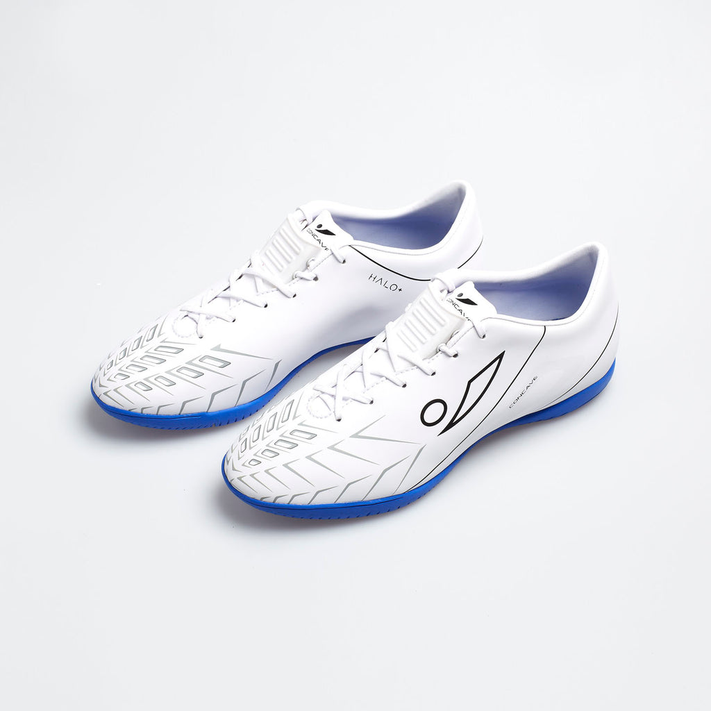 Kids Concave Halo + IN - White/Blue