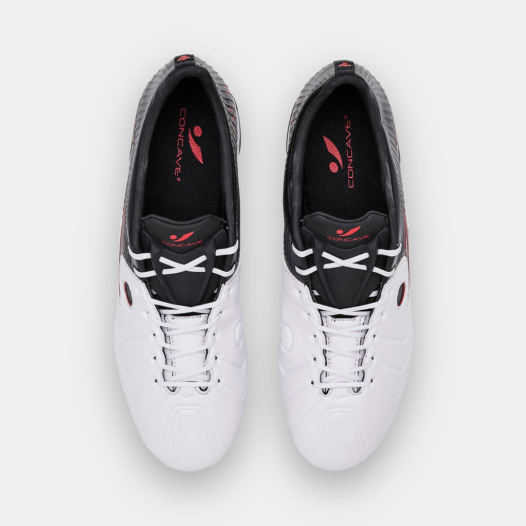 Concave Aura FG - Running White/Black/Poppy