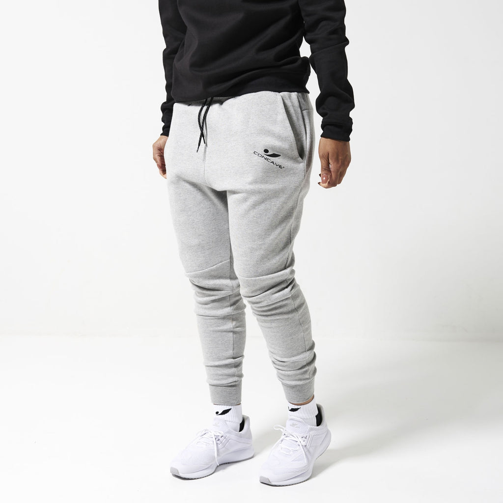 Concave Joggers - Grey/Black