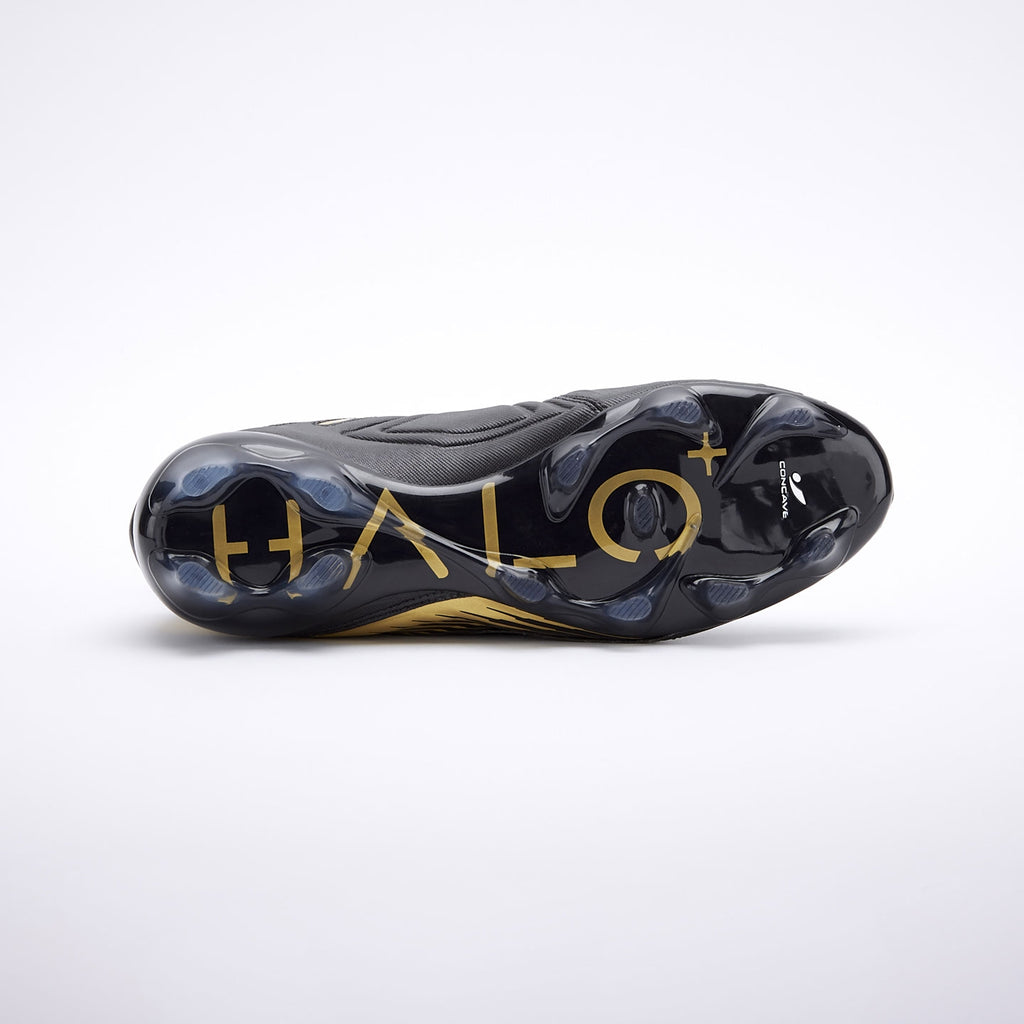 Concave Halo + FG - Black/Gold