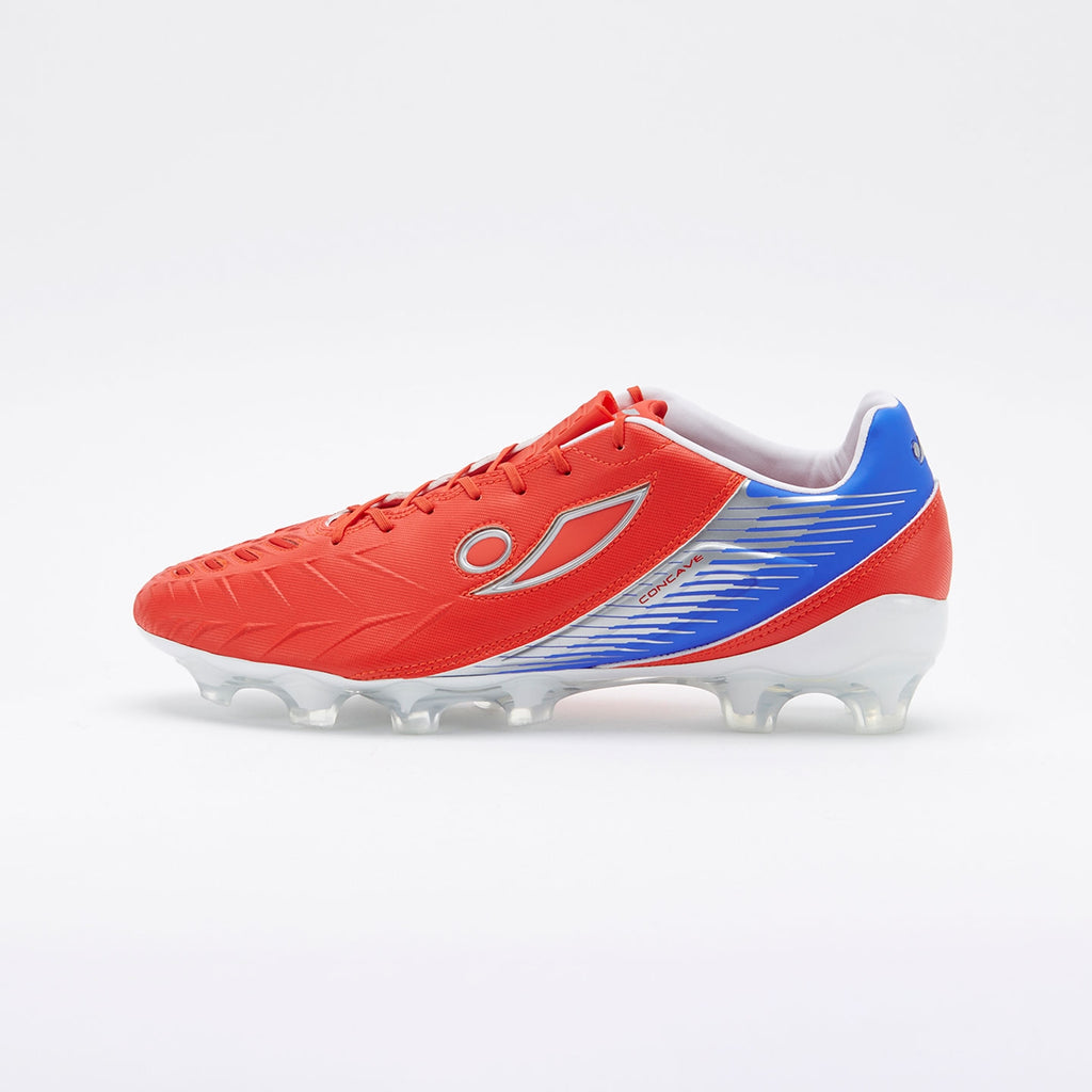 Concave Halo + FG - Red/Blue/White