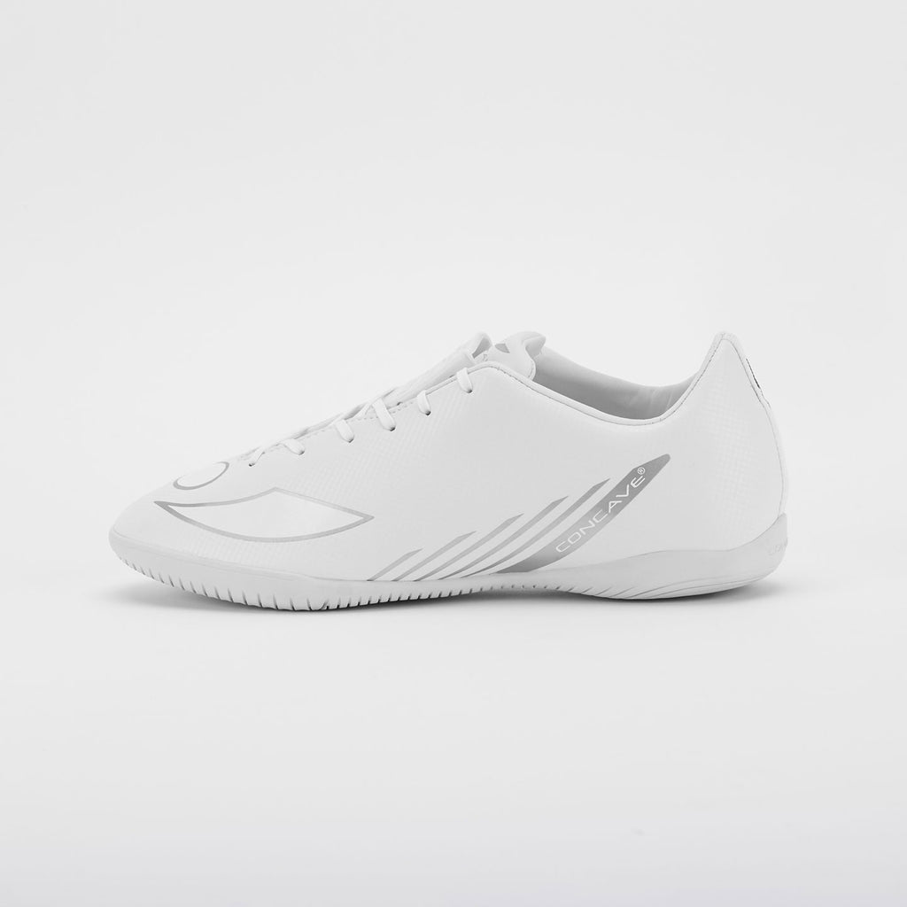 Kids Concave Volt IN - White/Silver