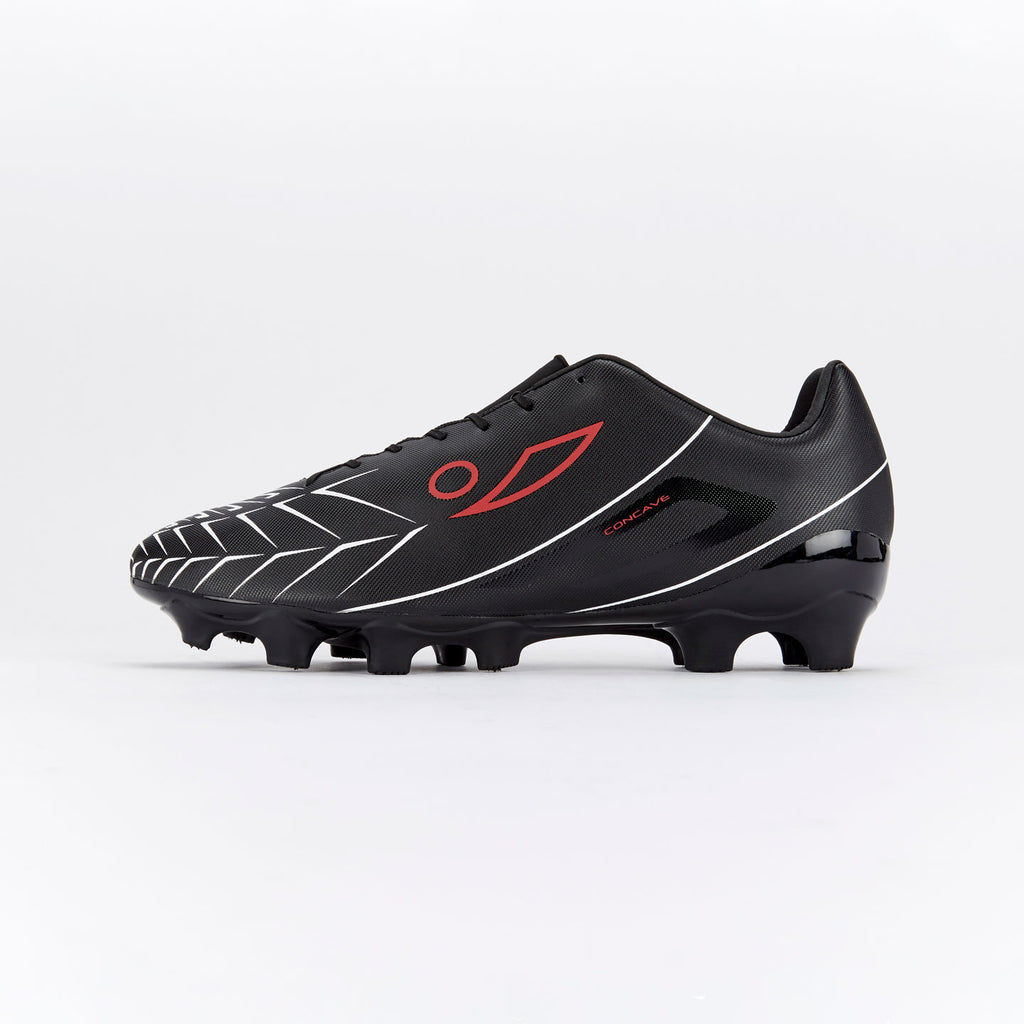 Concave Halo 2.0 FG - Black/Red