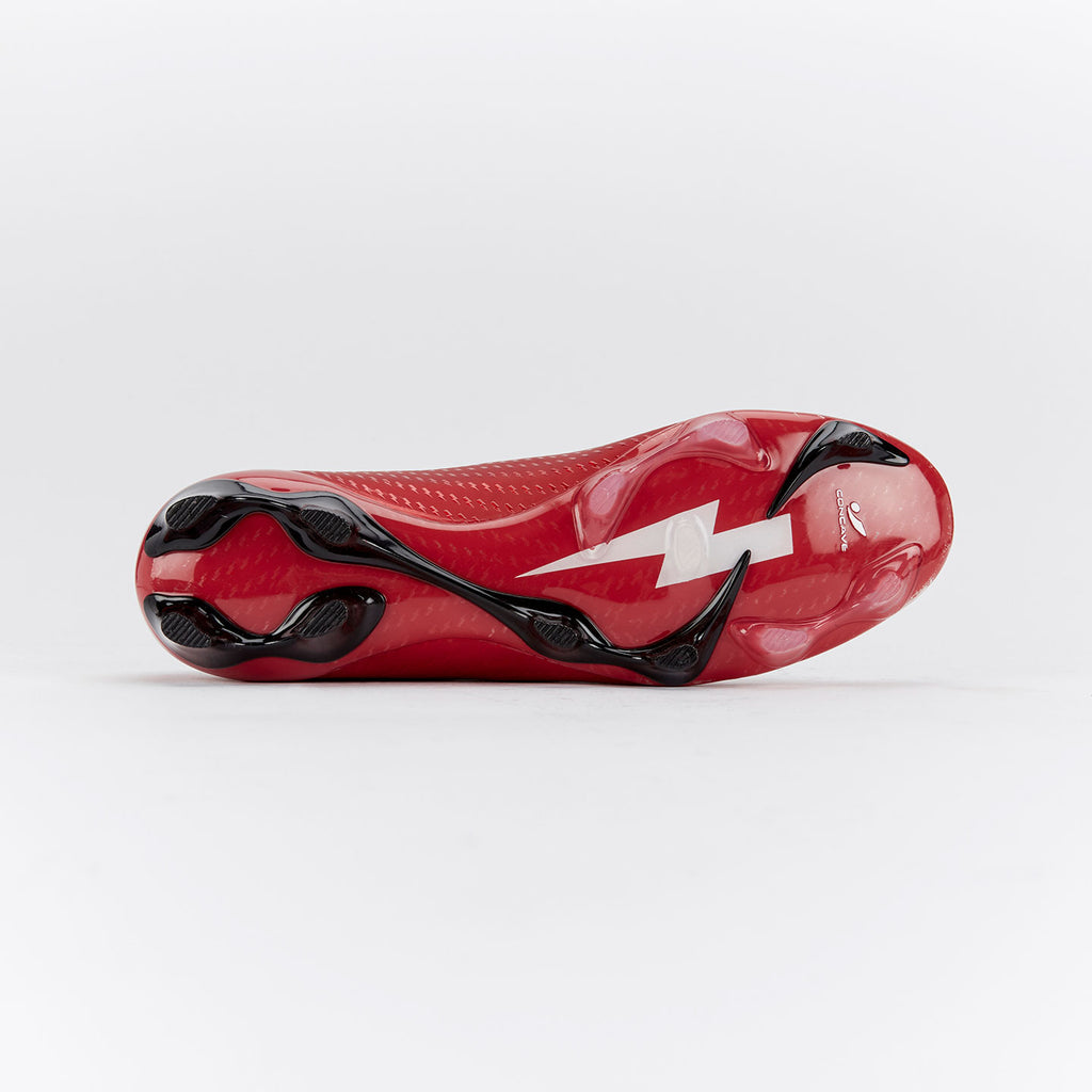 Concave Volt + FG - Red/White