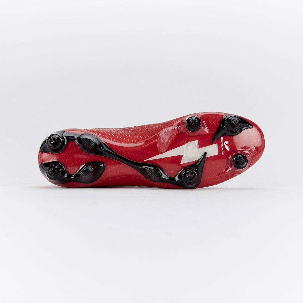 Concave Volt + SG - Red/White