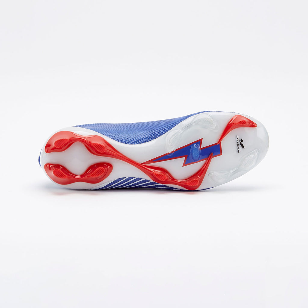 Concave Volt + TechStitch FG - Blue/White/Red