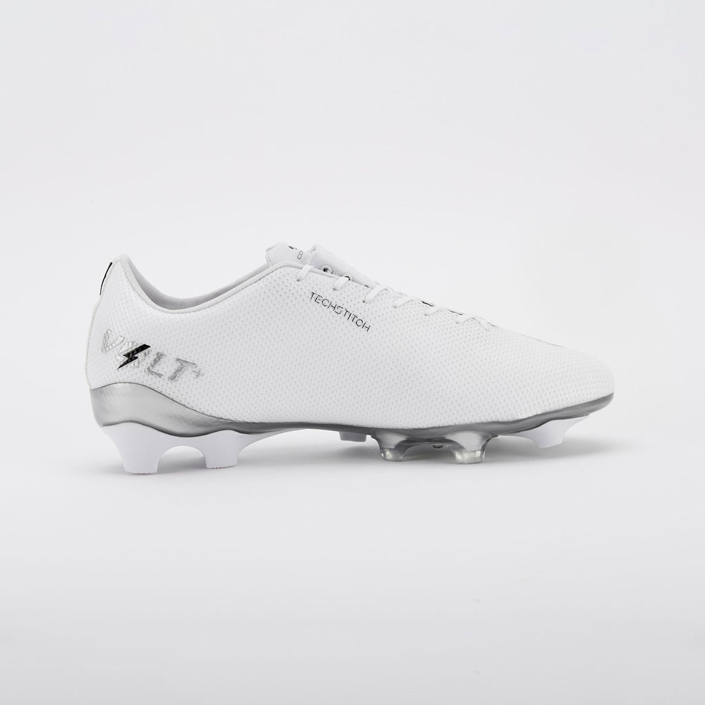 Concave Volt + TechStitch FG - White/Silver