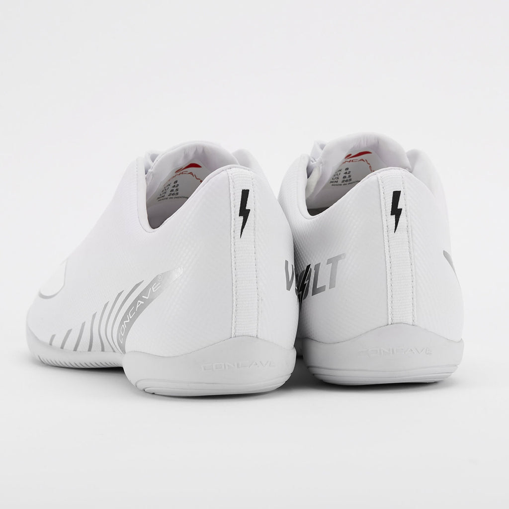 Concave Volt IN - White/Silver