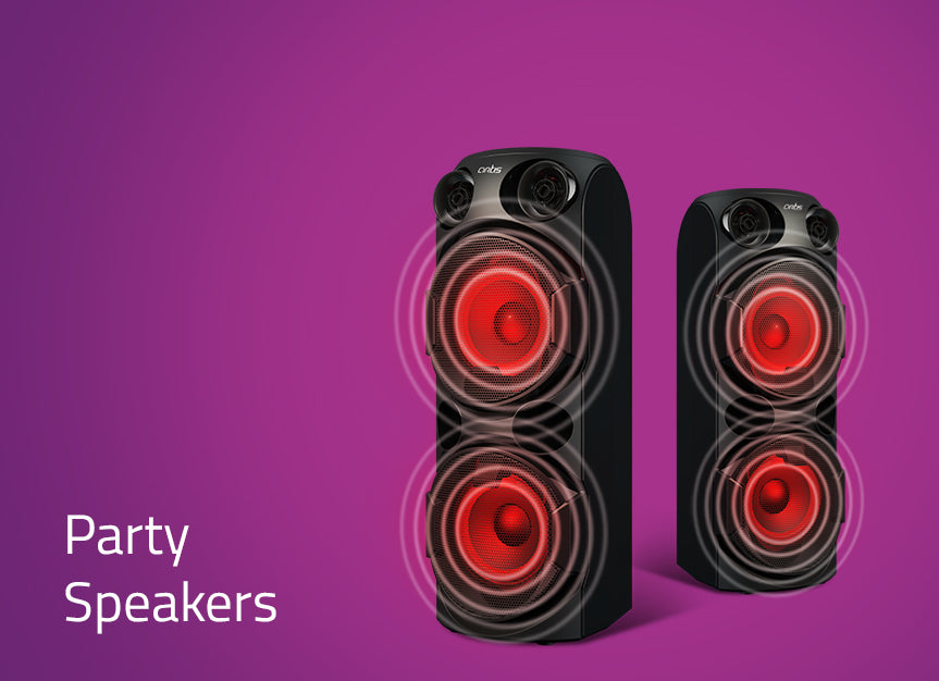 Party Speakers - Artis