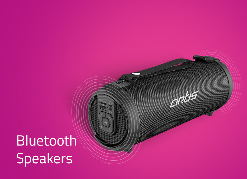 Bluetooth Speakers - Artis