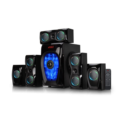 MS8877 5.1 Multimedia Speaker System