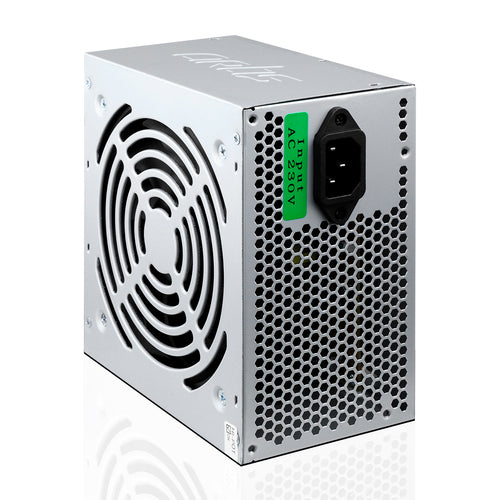 400R12 Plus 400W Artis SMPS Power Supply Unit (Silver)