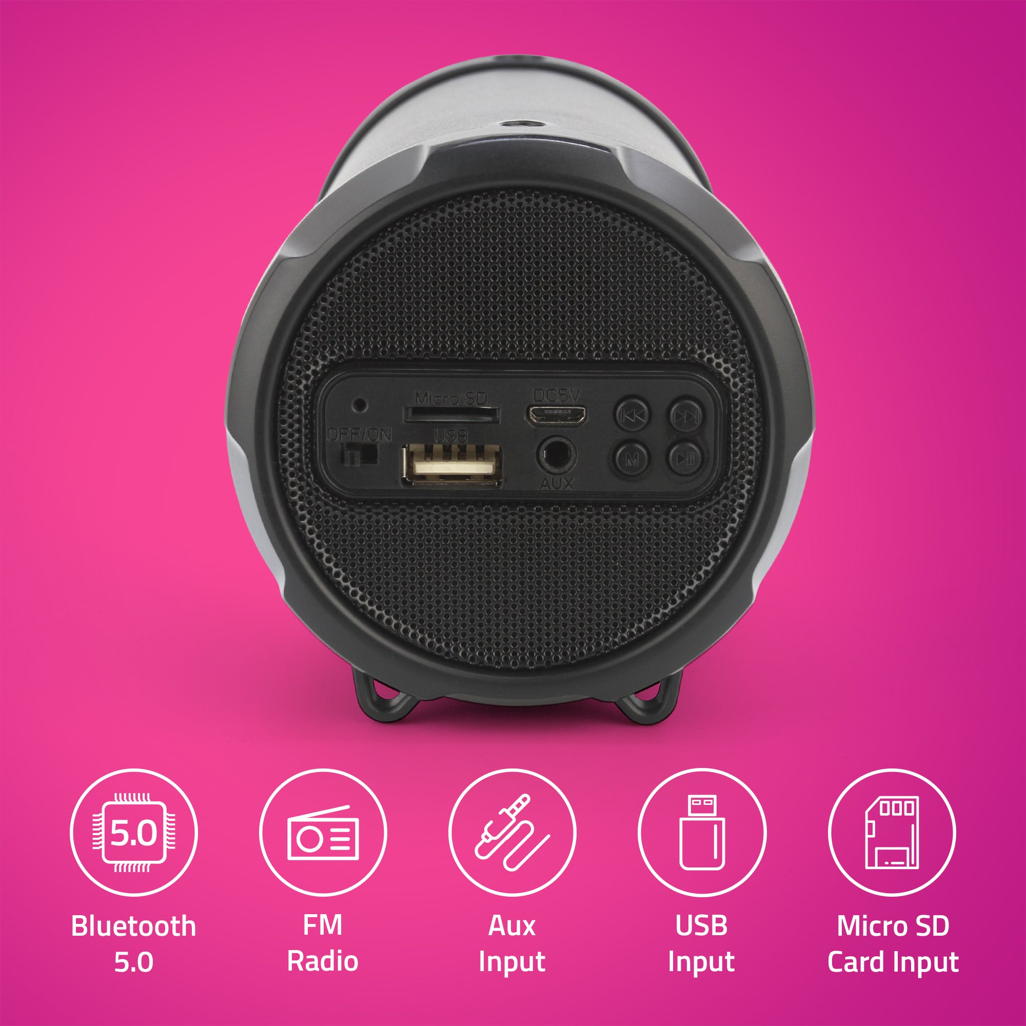 BT54 Bluetooth Speaker
