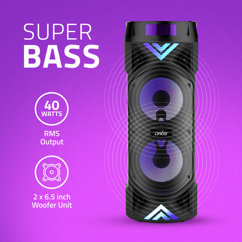 MS304 Bluetooth Party Speaker